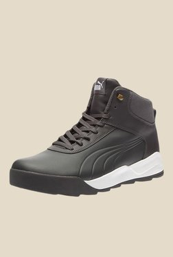 Puma Desierto L Black Sneakers
