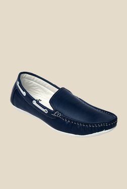Molessi Navy Casual Loafers
