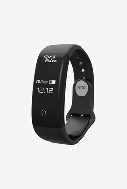 Intex Fitrist Pulzz Smart Band (Black)