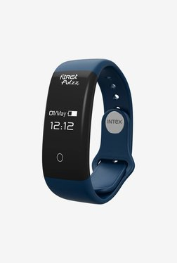 Intex Fitrist Pulzz Smart Band (Blue)