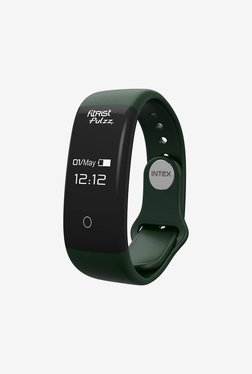 Intex Fitrist Pulzz Smart Band (Green)