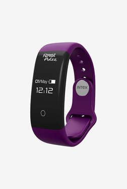 Intex Fitrist Pulzz Smart Band (Violet)