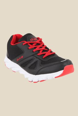Duke Black & Red Running Shoes - Mp000000000760356