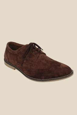 Molessi Dark Brown Brogue Shoes