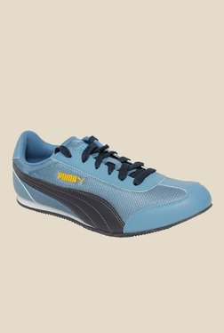 Puma 76 Runner DP Blue Running Shoes