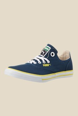 Puma Limnos CAT 3 DP Blue & Yellow Sneakers
