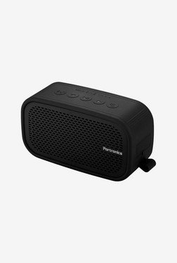 Portronics Posh Portable Bluetooth Speaker (Black)