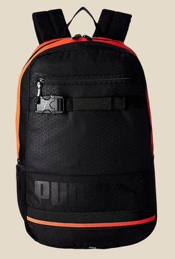 84b2fdbdb54e Puma Deck Black Unisex Backpack