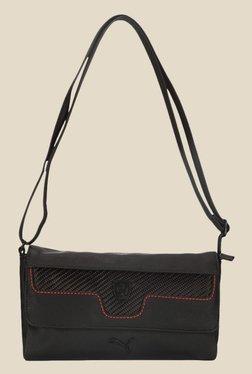 Puma Ferrari LS Black Sling Bag