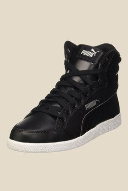 Puma IKAZ Mid Classic Black Sneakers