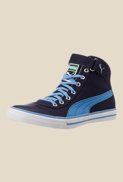 Puma 917 Mid 3.0 DP Navy Blue Sneakers