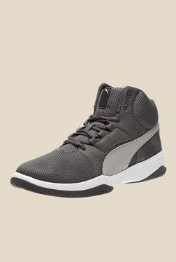 Puma Rebound Street Evo Grey Sneakers