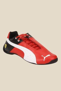Puma Ferrari Future Cat SF Jr Red Sneakers