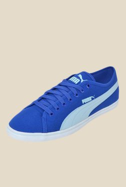 Puma Jl St Runner V2 Jr Blue Sneakers for girls in India - Buy at ... 6c47756bf