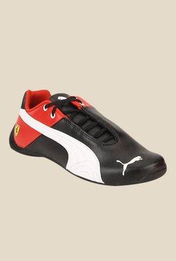 Puma Ferrari Future Cat SF Jr Black Sneakers