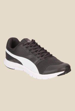 Puma Flexracer DP Brown Running Shoes