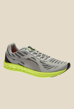 Puma Meteor IDP Grey Running Shoes