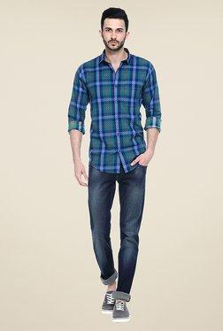 Basics Navy Slim Fit Jeans