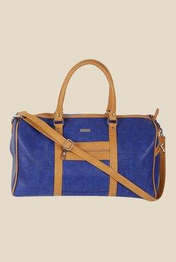 ea90980ffa1e Bern Blue Solid Duffle Bag