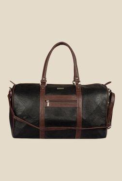 Bern Black Solid Duffle Bag
