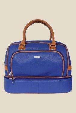 Bern Blue Unisex Duffle Bag