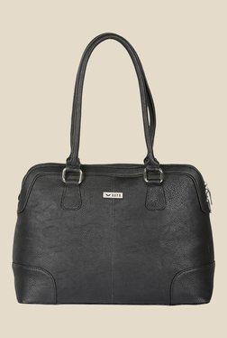 Bern Black Solid Shoulder Bag