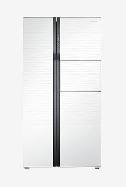 Samsung 600 Litres Rs21hstpn Side By Side Refrigerator Price In