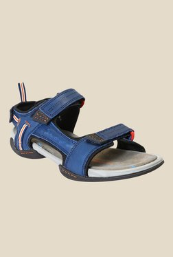 Red Chief Navy Floater Sandals