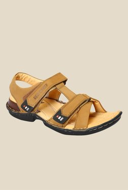 Red Chief Rust Floater Sandals - Mp000000000787703