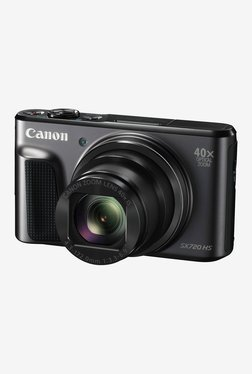 Canon PowerShot SX720 HS Point & Shoot Camera (Black)