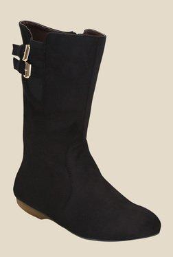 Kielz Black Casual Booties - Mp000000000790118