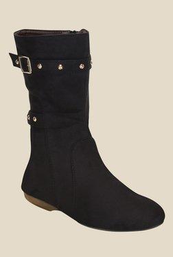 Kielz Black Casual Booties - Mp000000000790120