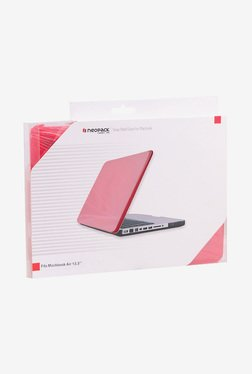 "Neopack 14RDMPR13 13.3"" Snap Shell Case For MacBook (Red)"