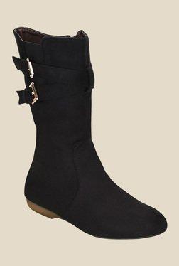 Kielz Black Casual Booties - Mp000000000790717