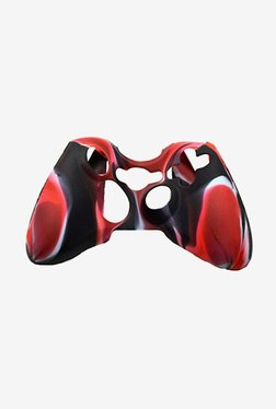 Microware Silicone Sleeve Gaming Accessory Kit (Red/Black)