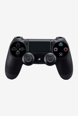 Sony DualShock Wireless Controller Gamepad for PS4 (Black)