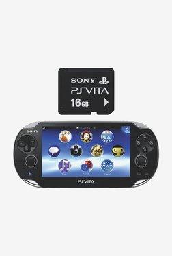 Sony PS Vita (Wi-Fi) 2000 Console With 16GB Memory (Black)