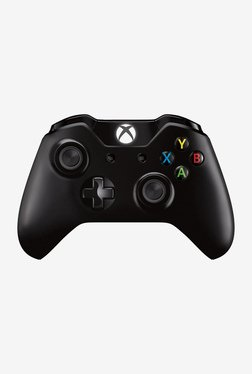 Microsoft Wireless Controller Gamepad For Xbox One (Black)