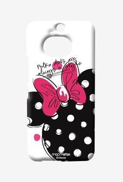 Macmerise Polka Minnie Sublime Case For HTC One M9 Plus