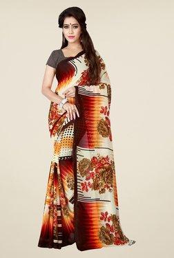 Shonaya Multicolor Printed Saree