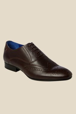 Toni Rossi Irvin Brown Brogue Shoes