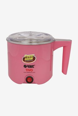 Orbit Tivo 400 W Multi-Purpose Cooker (Pink)