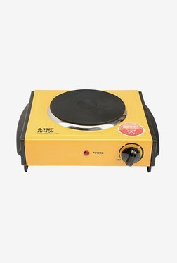 Orbit HP-10Y 1000 W Electric Stove (Yellow)