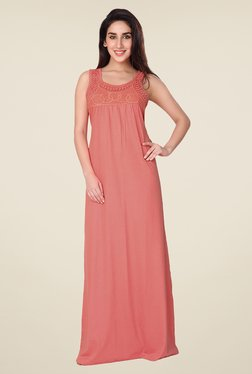 honeydew Coral Lace Night Gown
