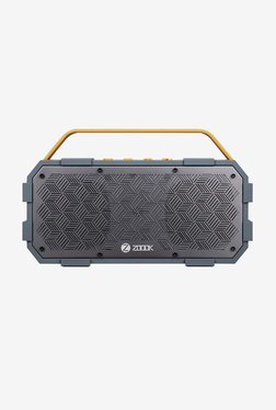 Zoook ZB Rocker Torpedo Bluetooth Speaker  Grey