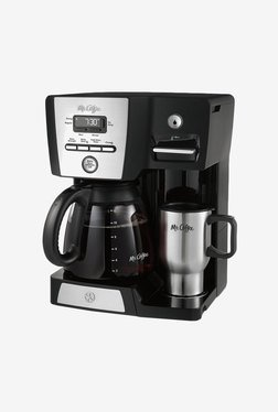 Mr.Coffee Versatile Brew 12-Cup Coffee Maker (Black)