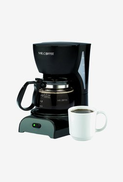 Mr.Coffee BVMC-DR5 650W 4-Cup Coffee Maker (Black)