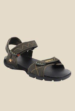 Sparx Olive Floater Sandals