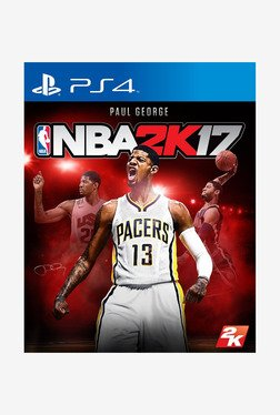 NBA 2K17 for Play Station 4