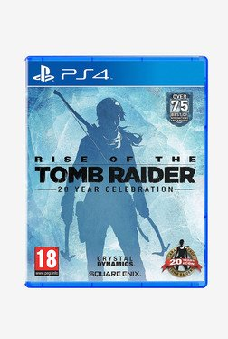 Rise Of The Tomb Raider 20 Year Celebration Edition For PS4